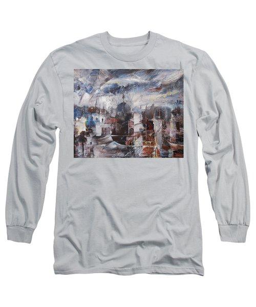 The Somnolent City Vi Long Sleeve T-Shirt