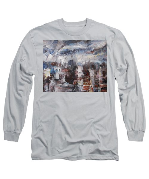 The Somnolent City Vi Long Sleeve T-Shirt