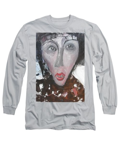 The Spinster Long Sleeve T-Shirt