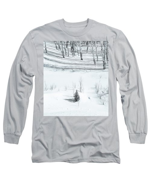 The Supreme Happiness In Life Is The Conviction That We Are Loved.  Long Sleeve T-Shirt