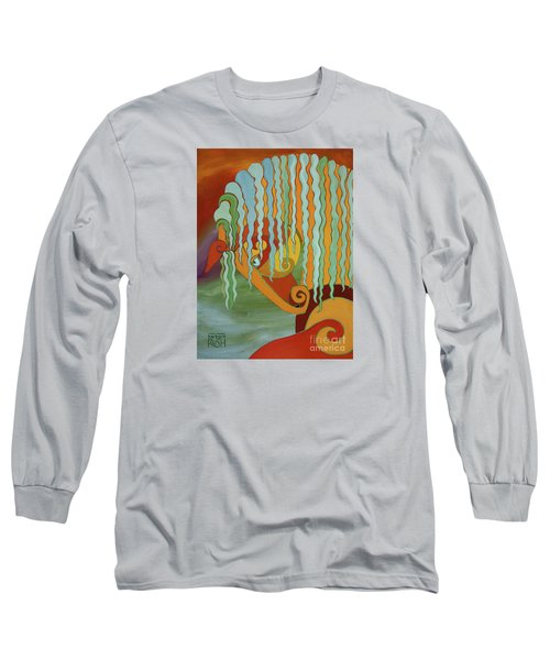 The Tao Of Intensity Long Sleeve T-Shirt