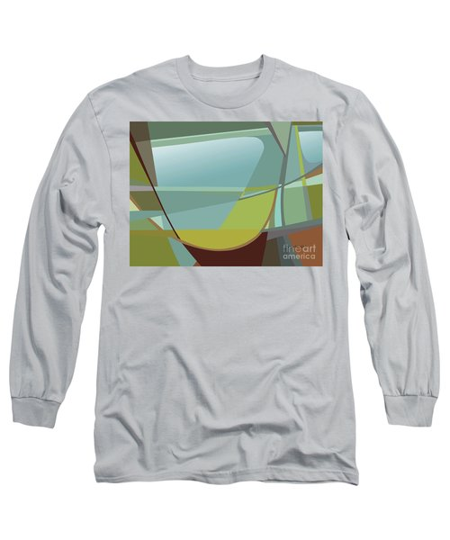 The View Long Sleeve T-Shirt