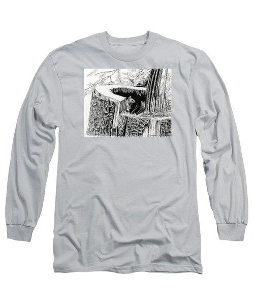 The Watchers Long Sleeve T-Shirt