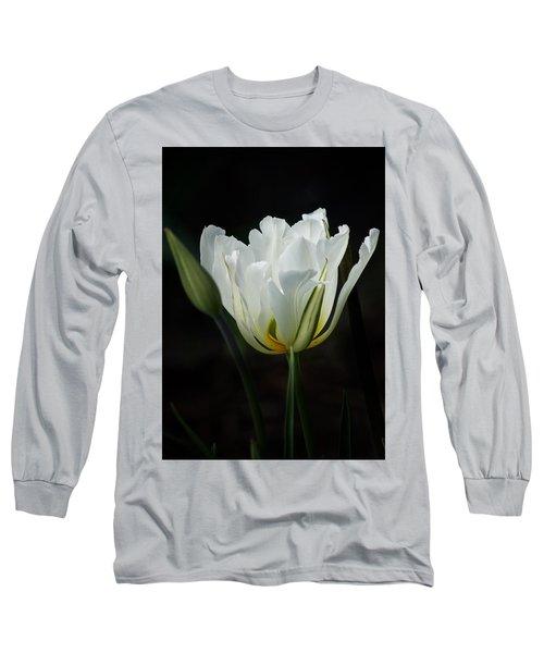The White Tulip Long Sleeve T-Shirt