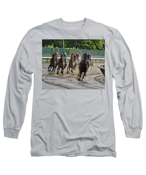 Diversify Winning The Whitney 2018 Long Sleeve T-Shirt