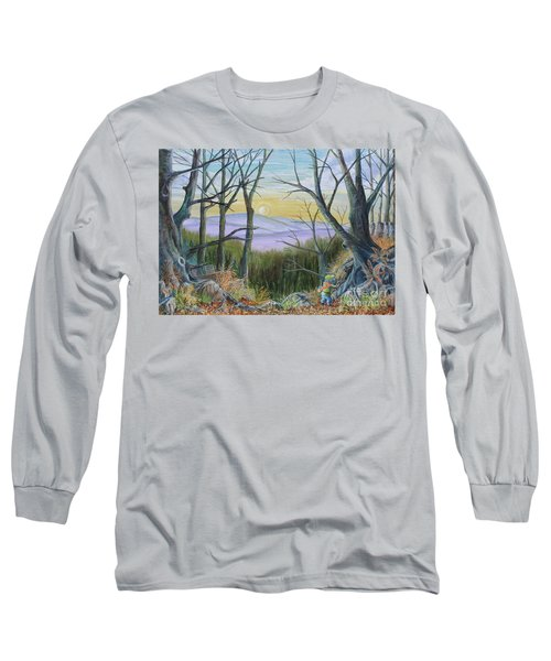 The Wild Wood Long Sleeve T-Shirt