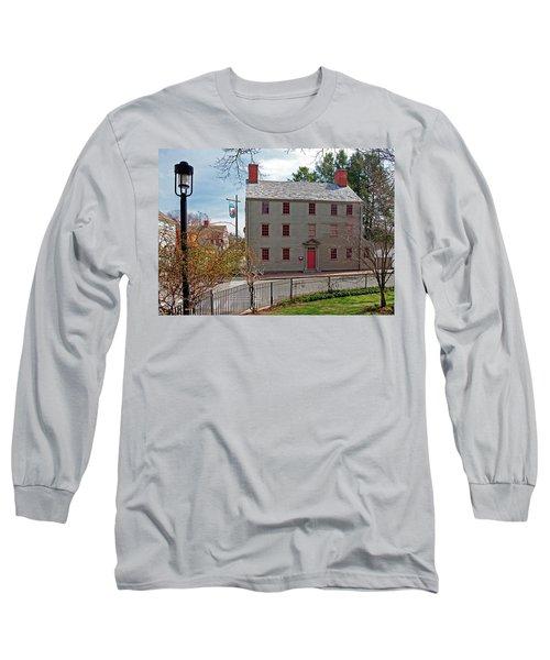 The William Pitt Tavern Long Sleeve T-Shirt