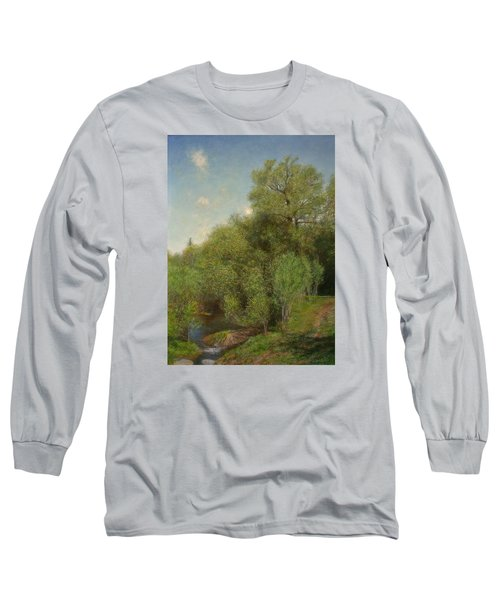 The Willow Patch Long Sleeve T-Shirt by Wayne Daniels