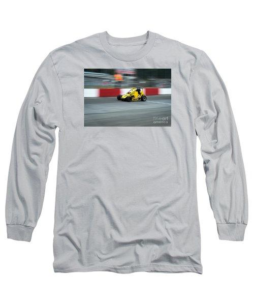 The Yellow Mini Long Sleeve T-Shirt