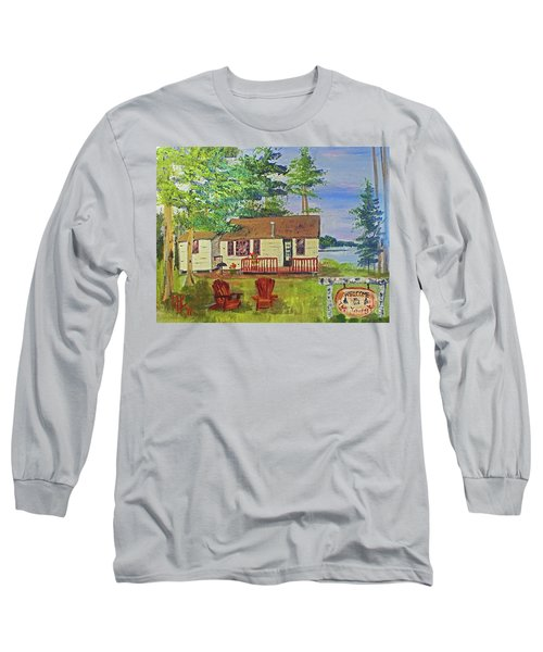 The Young's Camp Long Sleeve T-Shirt