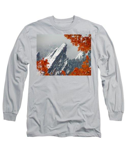 Third Flatiron Long Sleeve T-Shirt