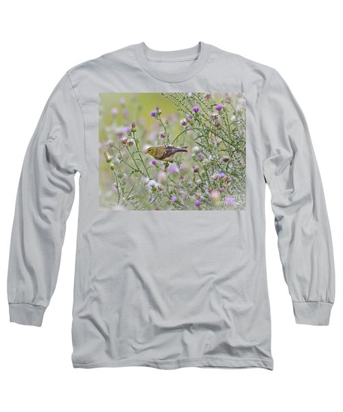 Thistle Bender Long Sleeve T-Shirt