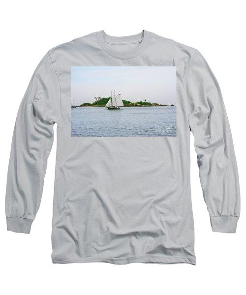 Thomas E. Lannon Cruising Long Sleeve T-Shirt