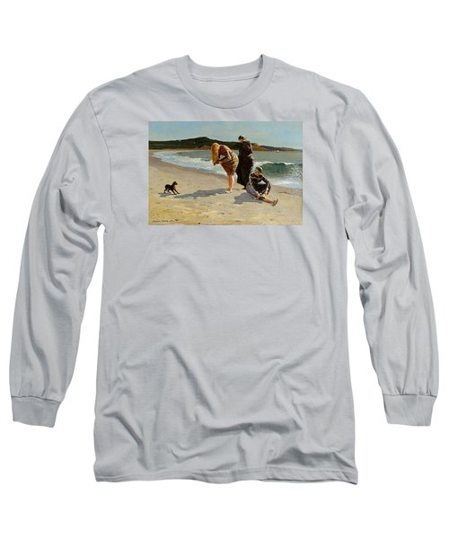 Three Bathers Long Sleeve T-Shirt