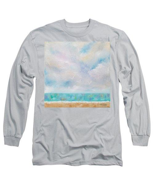 Three By The Sea Long Sleeve T-Shirt