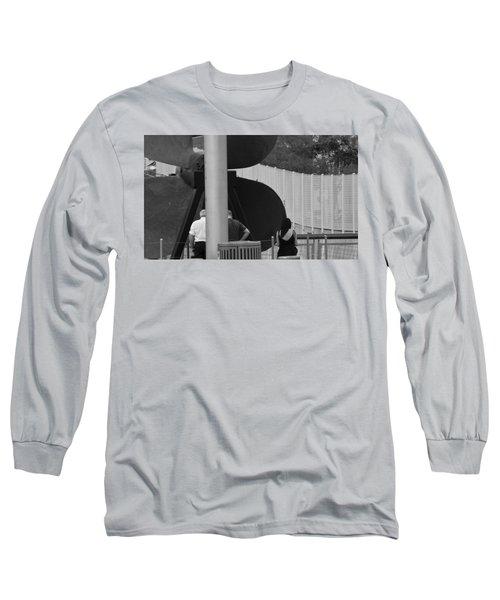 Three Is A Company Long Sleeve T-Shirt