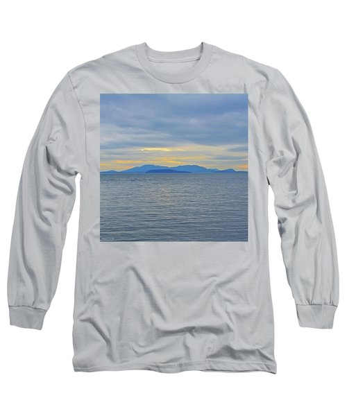 Three Realms/dusk Long Sleeve T-Shirt by Tobeimean Peter