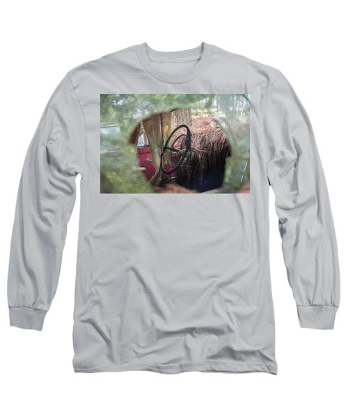 Through The Glass Long Sleeve T-Shirt
