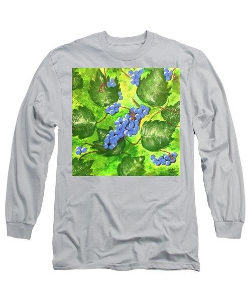 Through The Vines Long Sleeve T-Shirt