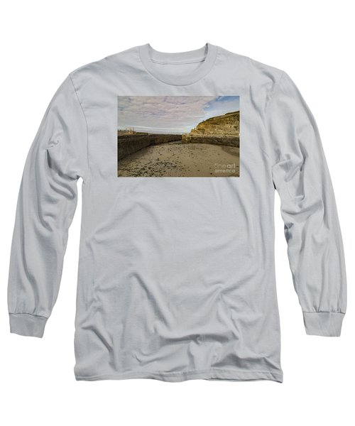 Tide Out Portreath Long Sleeve T-Shirt
