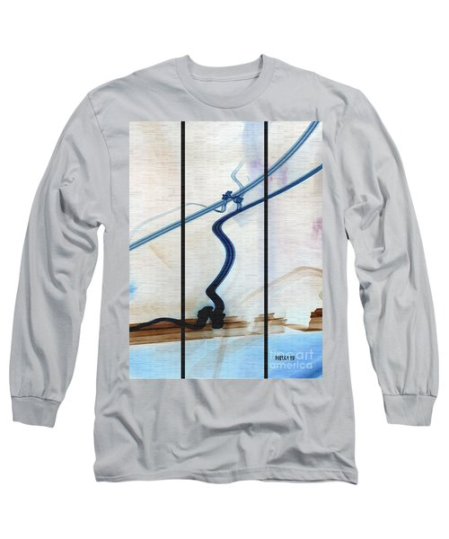 Tied The Knot Long Sleeve T-Shirt