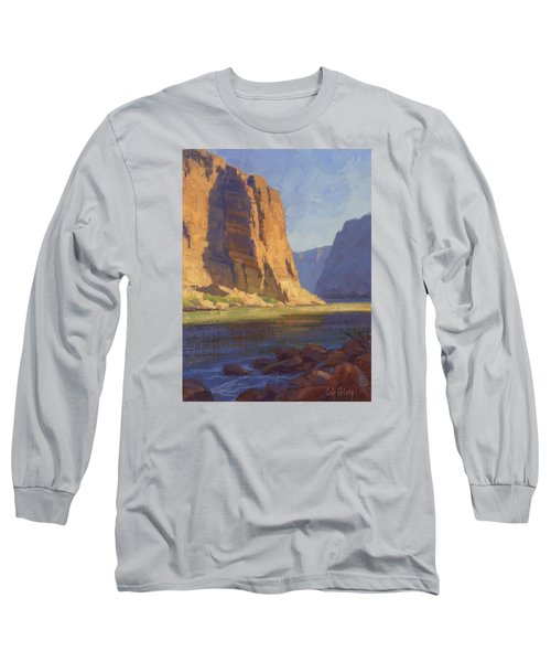Time Stands Tall  Long Sleeve T-Shirt