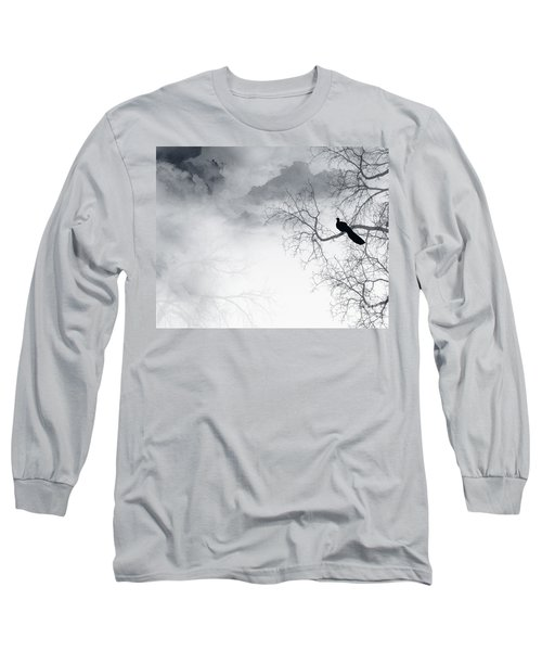 Timing Is Everything Long Sleeve T-Shirt by Trilby Cole