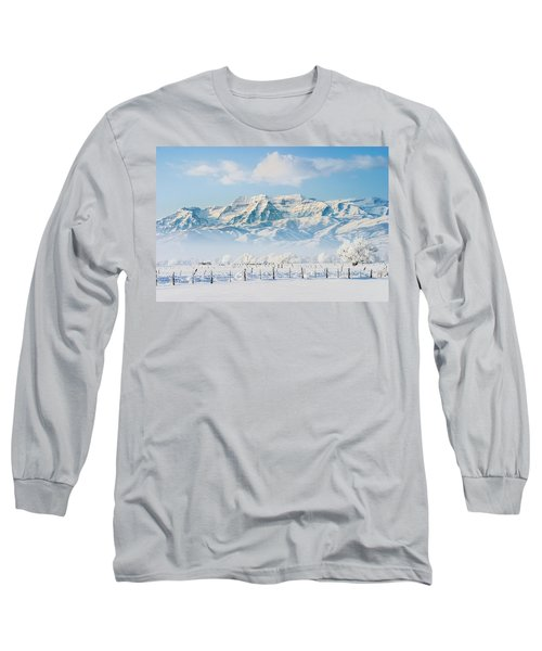 Timp In Winter Long Sleeve T-Shirt