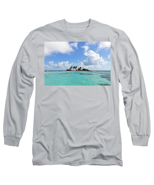 Tiny Island Long Sleeve T-Shirt