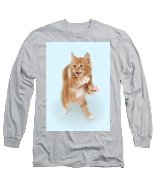 Tiny Tiger Long Sleeve T-Shirt