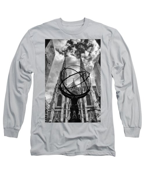 Titan Long Sleeve T-Shirt