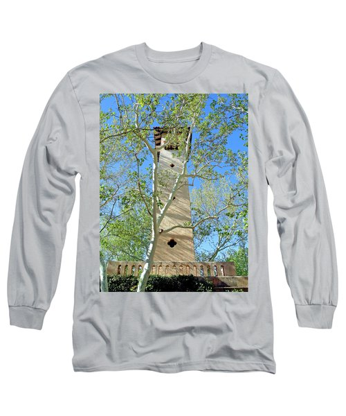 Tlaquepaque Tower Long Sleeve T-Shirt