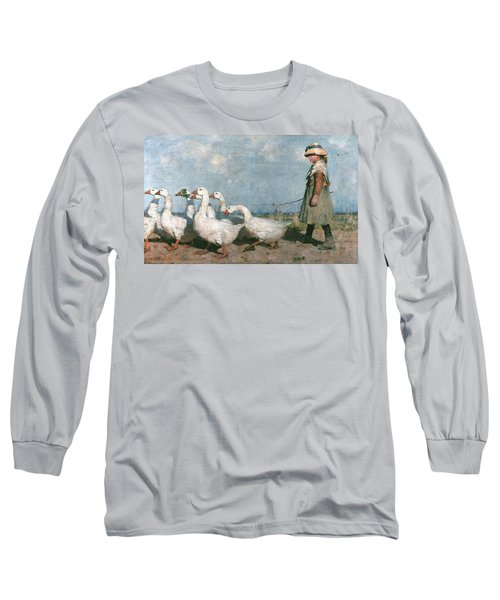 To Pastures New Long Sleeve T-Shirt