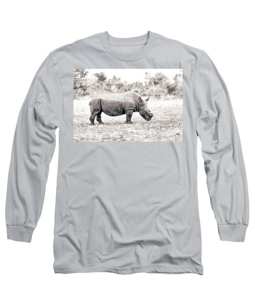 To Survive Long Sleeve T-Shirt by Juergen Klust