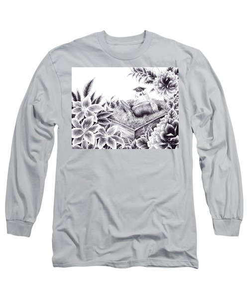 To The Future Long Sleeve T-Shirt