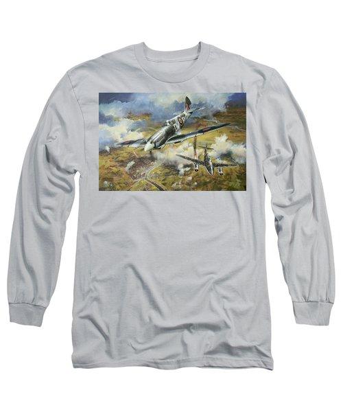 Tony Gaze Unsung Hero Long Sleeve T-Shirt
