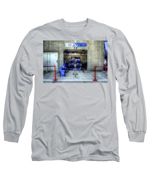 Tony Kanaan Indy Long Sleeve T-Shirt by Josh Williams