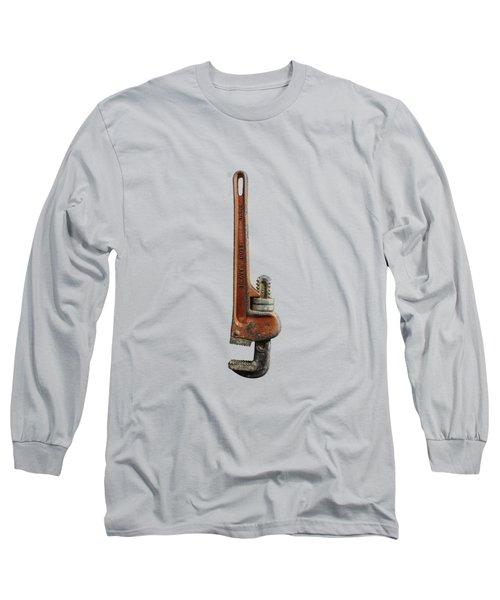 Tools On Wood 70 Long Sleeve T-Shirt