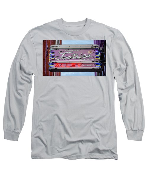 Tootsies Alley - #1 Long Sleeve T-Shirt