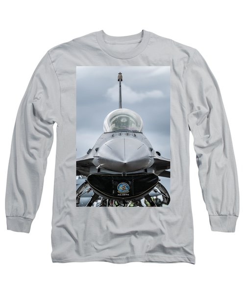 Top Gun V Long Sleeve T-Shirt by Ray Warren