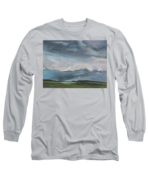 Tornado Warning Long Sleeve T-Shirt