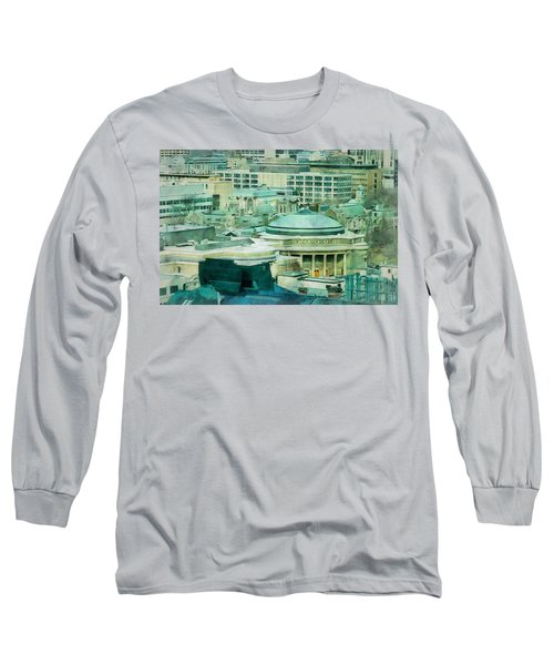 Toronto Window View Long Sleeve T-Shirt