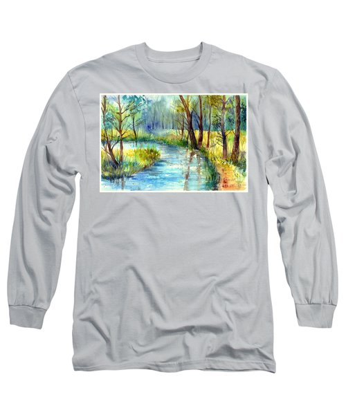 Torrent's Whisper Long Sleeve T-Shirt