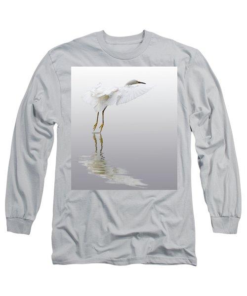 Touching Down Long Sleeve T-Shirt