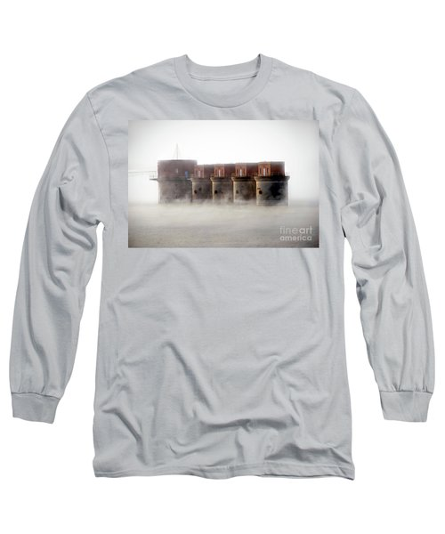 Towers Rising Long Sleeve T-Shirt