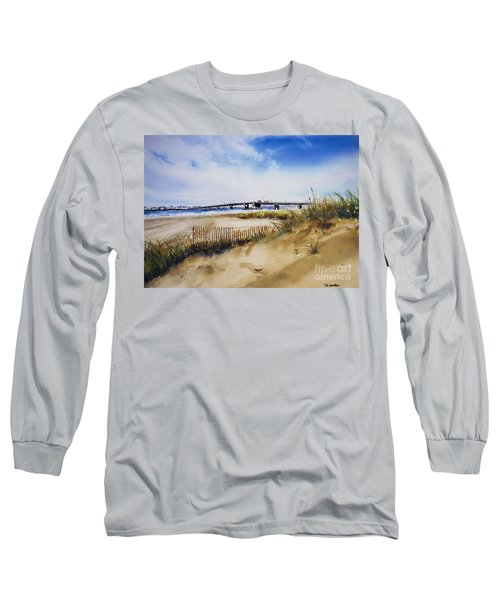 Townsends Inlet Long Sleeve T-Shirt
