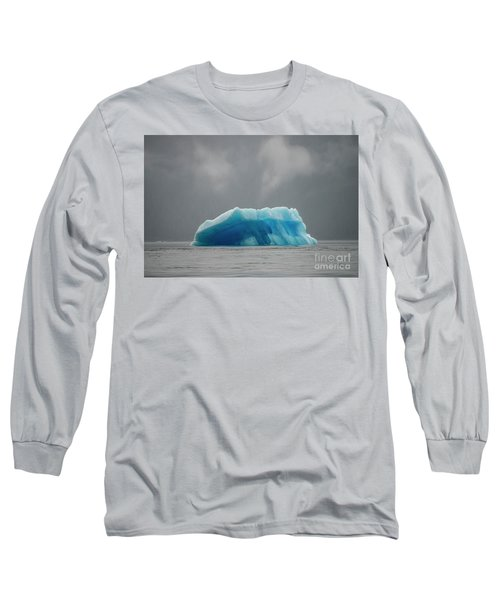 Iceberg - Tracy Arm Fjord Long Sleeve T-Shirt