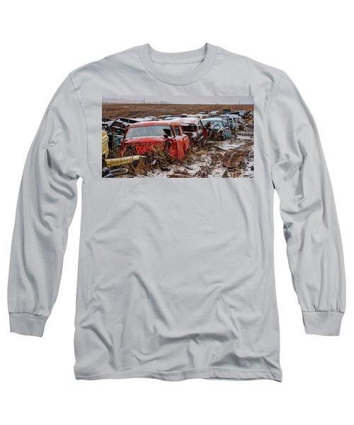 Traffic Jam Long Sleeve T-Shirt