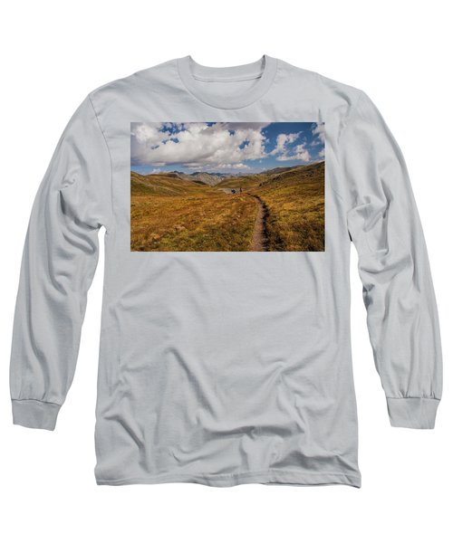 Trail Dancing Long Sleeve T-Shirt