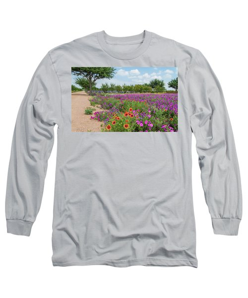 Trailing Beauty Long Sleeve T-Shirt